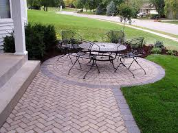 Paver Patio Backyard 12x12 Concrete Pavers Paver Patio Ideas Concrete Paver