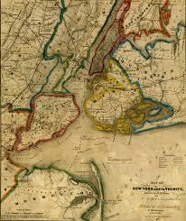 Map Of Brooklyn Ny Map Showing How To Reach Ebbets Field Brooklyn 1919 Brooklyn