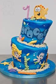Bubble Guppies Decorations Bubble Guppies Birthday Cake Bearkery Bakery