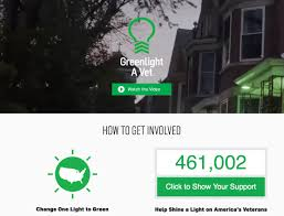 green light bulb meaning walmart launches greenlight a vet advocacy caign
