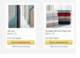 Pottery Barn Registry Login We Review The New Amazon Wedding Registry
