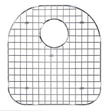 Stainless Steel Grid For Kitchen Sink by Artisan Manufacturing Stainless Steel Sink Grid Model Bg20s