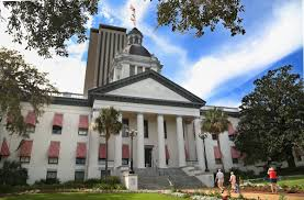 Why Are Flags At Half Mast In Florida Today Did Slaves Help Build The Old Capitol Building In Tallahassee