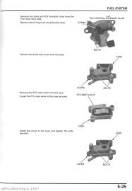 2002 2009 honda chf50 metropolitan scooter service manual