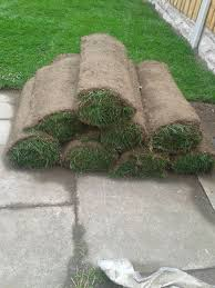 8 Square Meters by 8 Rolls Of Quality Turf So 8 Square Meters In Tolal In Castle
