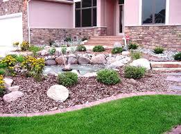 Garden Landscape Design Ideas Landscape Design Ideas Front Of House Internetunblock Us