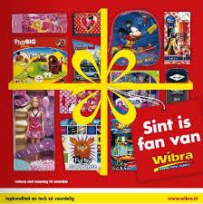 wibra sinterklaas folder 2013 folderaanbieding nu