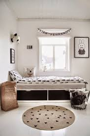 Tapis Salon Noir Et Blanc by 15 Chambres D U0027enfants En Mode Black And White Billie Blanket