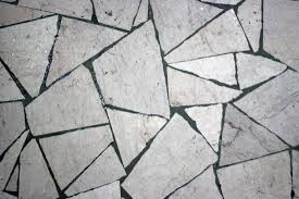 black and white tile floor texture and