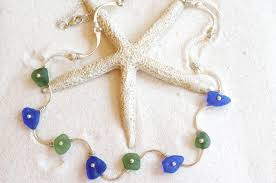 How To Make Jewelry From Sea Glass - how to make sea glass jewelry