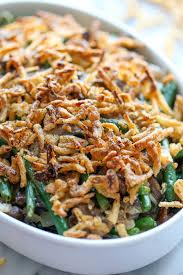 easy green bean casserole damn delicious