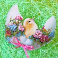 Victorian Easter Decorations by Easter Crafts Easy Instructions For Creating Decorative Crafts