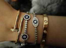 eye gold bracelet images Jewels evil eye bracelet evil eye gold bracelet jewelry jpg