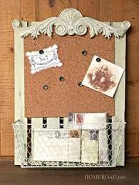 framed cork bulletin board a quick u0026 easy diy cork bulletin