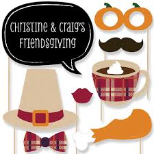 thanksgiving props friends thanksgiving feast 20 friendsgiving photo booth