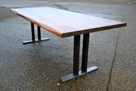 pedestal table base ideas metal pedestal table base for glass top with metal pedestal table