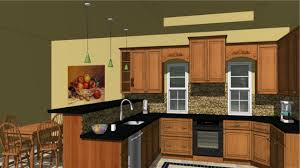 In Design Kitchens Designing Kitchens With Sketchup Sketchup For Kitchen Design