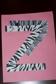 z zebra craft