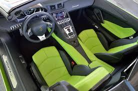 Lamborghini Murcielago Lime Green - image gallery lime green lamborghini interior
