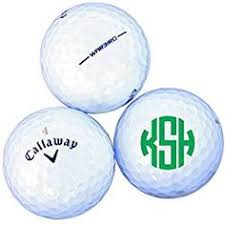 Monogram Piggy Bank Personalized Large Golf Ball Piggy Bank Personalized Piggy Banks