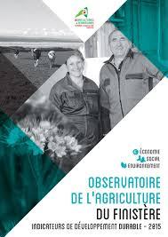 chambre d agriculture 29 calaméo observatoire de l agriculture du finistère indicateurs
