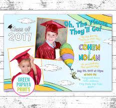 cheapest graduation invitations twins graduation kindergarten preschool pre k oh the