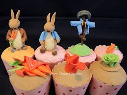 60 best peter rabbit cakes images on pinterest mini pastries