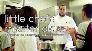 cuisine ricardo chefs master class with chef ricardo chaneton