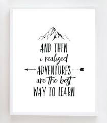 design online quotes wall art ideas design mountain adventures quotes wall art best