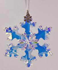 anniversary christmas ornament swarovski swarovski 2016 christmas ornament ab special edition
