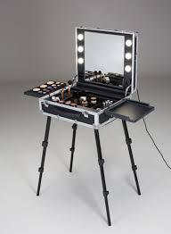 portable hair and makeup stations trolley make up vpet for pro make up artists makeup