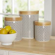 dillards kitchen canisters wilshire 3 kitchen canister set things i want