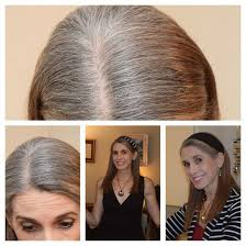 transitioning to gray hair with lowlights gray hair transition rounding the seven month mark recovering