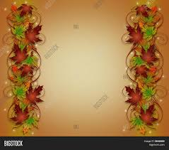 thanksgiving boarders thanksgiving fall leaves borders sparkle stock photo u0026 stock