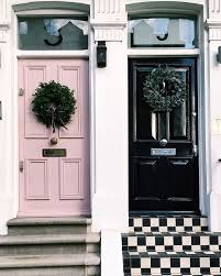 Black Front Door Ideas Pictures Remodel And Decor by Best 25 Front Doors Ideas On Pinterest Farmhouse Front Doors