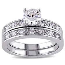wedding rings at galaxy co cubic zirconia rings for less overstock