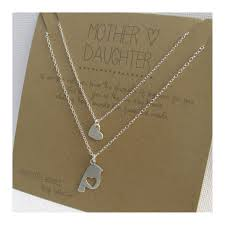 wedding gift necklace necklace set sterling silver s day