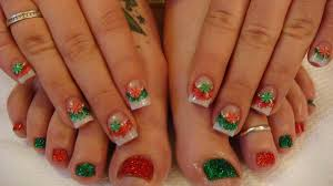 10 gel nail ideas christmas gtjc another heaven nails design