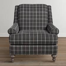wesley accent chair wood legs
