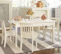 carolina chair table company carolina craft table 4 chairs set pottery barn kids