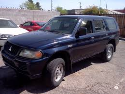 mitsubishi montero sport 1997 scottsdale discount auto llc april 2013