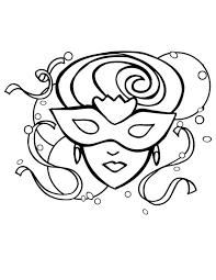 beautiful mardi gras masks a beautiful on mardi gras mask coloring page