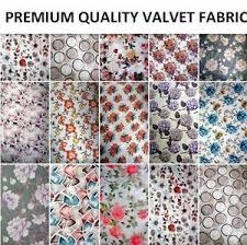 Luxury Velvet Upholstery Fabric Luxury Velvet Upholstery Fabric Curtain Cushion Sofa Craft