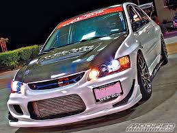 mitsubishi evo 8 wallpaper 2004 mitsubishi lancer evolution viii modified magazine