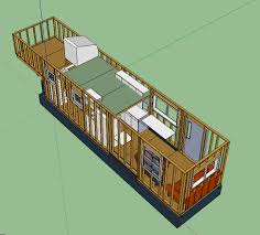 the updated layout tiny house fat u0026 crunchy