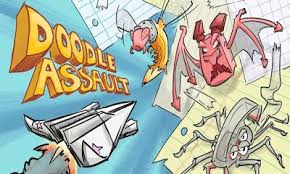 doodle apk doodle assault for android free doodle assault apk