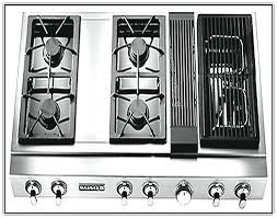 Gas Cooktop With Downdraft Vent Kitchen The Most Top Excellent Gas Cooktops Ge Downdraft Cooktop