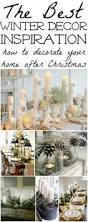 Best Decorated Homes For Christmas 2016 Word Of The Year Happy New Year Rustic Winter Decor