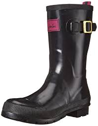 buy boots glasses joules field gloss wellies black uk 4 s shoes boots buy
