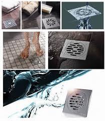 Basement Floor Drain Cover 100x100mm Bathroom Ss Basement Floor Drain Cover View Drain Cover